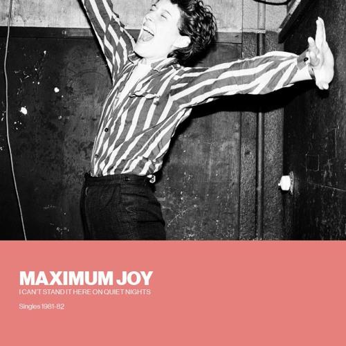 Maximum Joy - Silent Street / Silent Dub