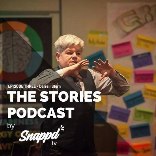 Stories Podcast - Episode 3 - Darrell Stern