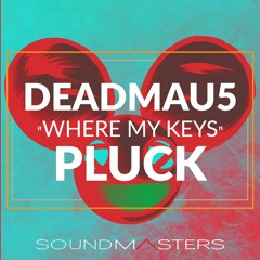 deadmau5 - Where My Keys Pluck [FREE SERUM PATCH]