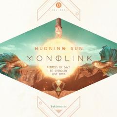 Premiere: Monolink - Burning Sun (DAVI Remix) [Sol Selectas]
