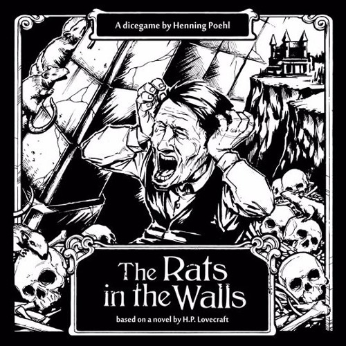 RadioTheatre - The 8th Annual H.P. Lovecraft Festival, Rats In The Walls (Howard)