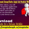 How To Download SnapTube App on Nokia Windows Mobile?.mp3