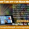 Download SnapTube App For Nokia Windows Phone.mp3