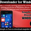 SnapTube Downloader For Windows Phone