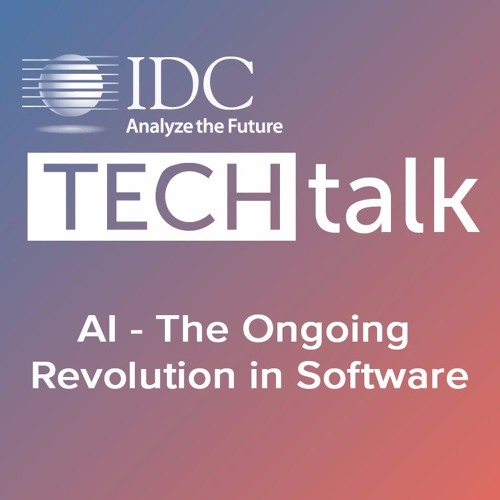 Episode #6 - AI – The Ongoing Revolution in Software