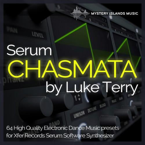 Luke Terry - Chasmata Xfer Records Serum Soundset Demo