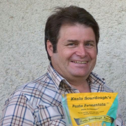 Fermentation, Gut Health & Sourdough Pasta with Silvio Lettrari from Kaslo Sourdough