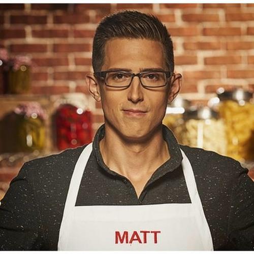Master Chef Canada's Season 4 Top 8 Finalist Matt VanderHelm