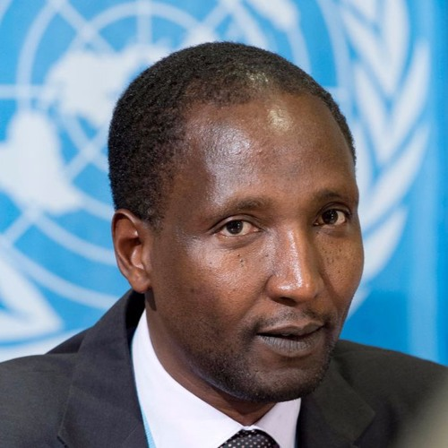Mutuma Ruteere on security, violence and racism