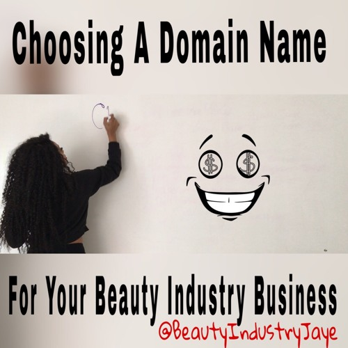 Choosing a Domain Name for your Beauty Business
