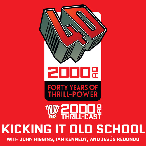40 Years of Thrill-power Festival: Kicking It Old School panel