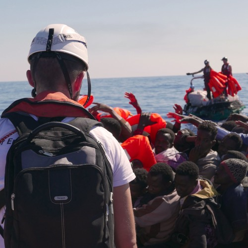 S2 E6: How We Rescued 560 People on the Mediterranean