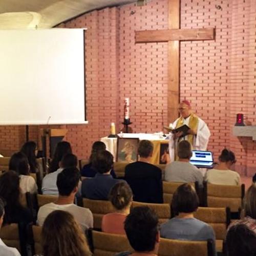 Gott gibt uns einander – Jugendbischof Marian Eleganti