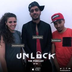 EP 24: Steel Banglez | @UnlockPodcast