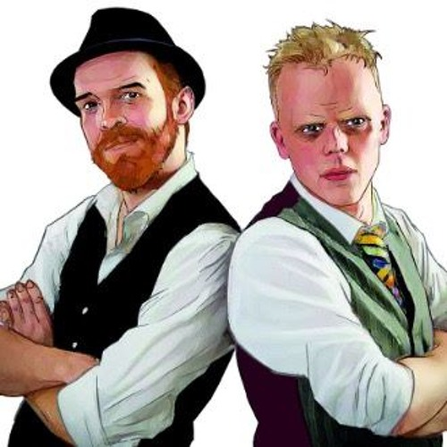 Griffin & Jones Slapdash Magic (Cast Iron Theatre Podcast; Episode 18)
