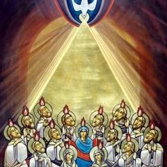 Hymn of the Holy Spirit (Pi-epnevma- Agios) لحن بى ابنفما