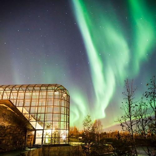 Sounds of Aurora Borealis