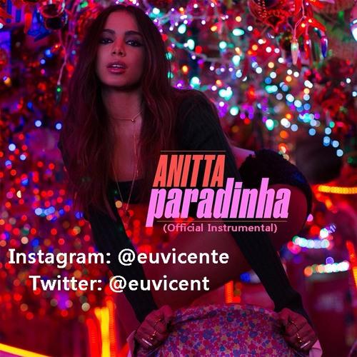 Anitta - Paradinha  Instrumental
