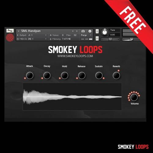 Handpan Kontakt Free (www.smokeyloops.com)