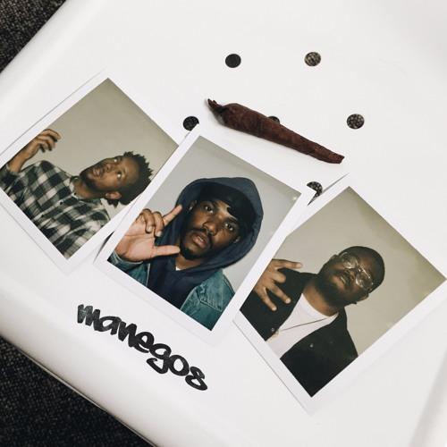 Manegos w/ Bari, Smino & Jay2 (produced by Monte Booker)