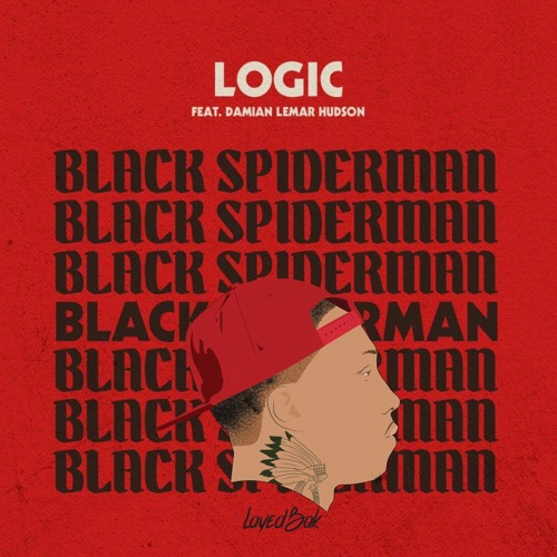 Logic Black Spiderman (Layedbak Version) by LayedBakDFR