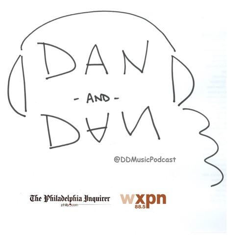 """Dan and Dan Music Podcast - Episode 56 """"Dan Auerbach"""""""