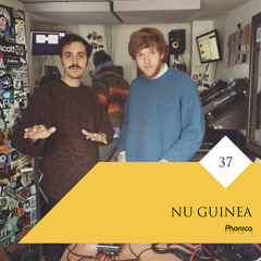 Phonica Mix Series 37: Nu Guinea