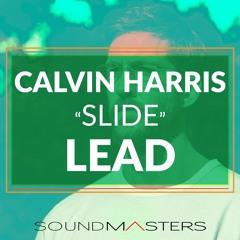 Calvin Harris - Slide Synth [FREE SERUM PATCH]