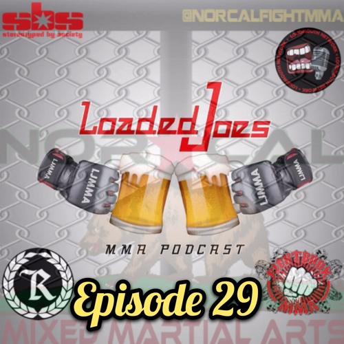 Episode 29: @norcalfightmma Podcast featuring Blake Stephenson