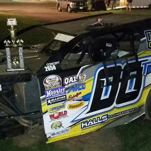 Keith Thell wins Midwest Mods at Granite City Speedway
