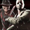 Freddy Krueger VS. Jason Voorhees | ARENA DO RAP Portada del disco