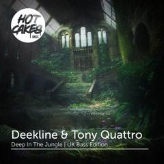 Deekline - Deep In The Jungle (Pelikann x Lucent Remix)[Forthcoming Hot Cakes Bass]