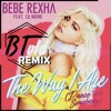 bebe rexha   the way i are dance with somebody btold remix