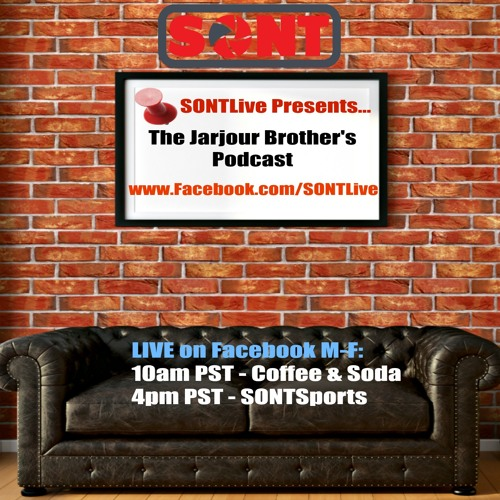SONTSports - 6.2.17 - NBA Finals Game 1 Reactions & Game 2 Adjustments (Ep. 36)