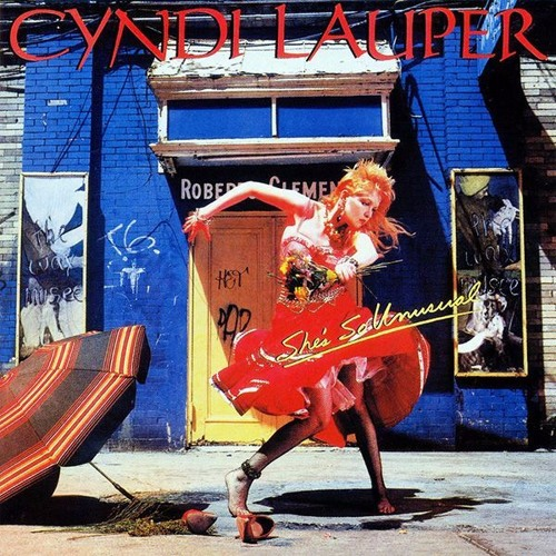 Cyndi Lauper: She's So Unusual Album Review - The Sonic Collective
