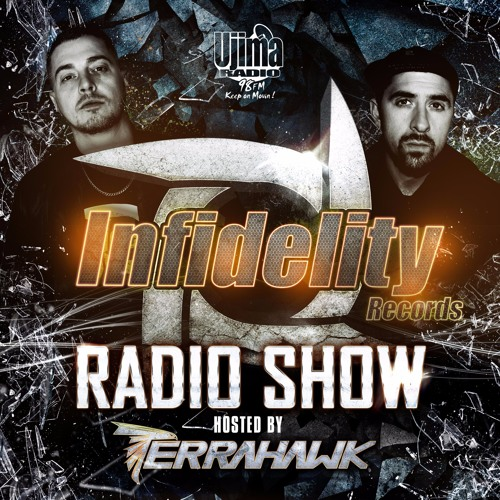 Infidelity Records D&B Show #23 June 2017 w/TerraHawk