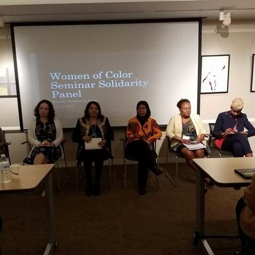 MSiA Women of Color Solidarity Panel