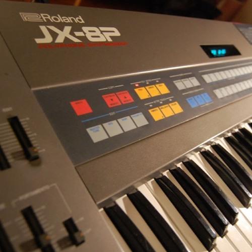 Bitley's Roland JX-8P sounds