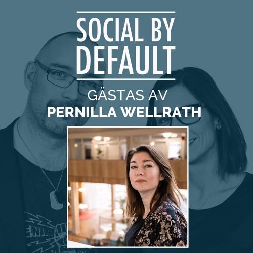 73 Nästa hållplats sociala medier - intervju med Västtrafiks sociala mediered Pernilla Wellrath