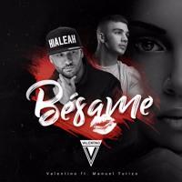 Cover mp3 Bésame - manuel turizo ft valentino
