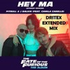 Pitbull & J Balvin - Hey Ma Ft Camila Cabello (Dritex Extended Mix) [FREE DOWNLOAD]