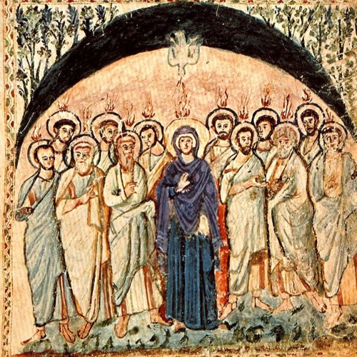 Poured Out (The Feast of Pentecost) — Fr. Trevor McMaken