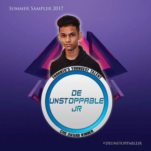 Summer Sampler 2017 - Mixed By: @DeUnstoppableJR