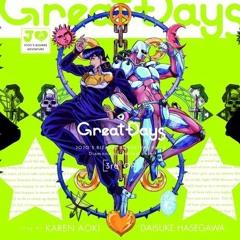Great Days (Jojo's Bizarre Adventure: Diamond Is Unbreakable)Guitar Cover
