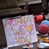 Kenang Korban Manchester Ariana Grande Ingin Buat Lagu