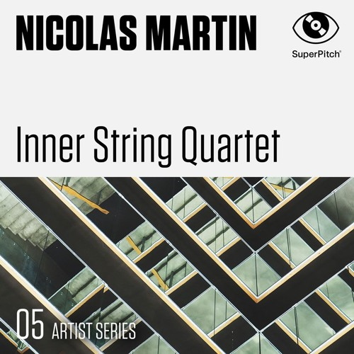 Astral Nicolas Martin / Ensemble Shamhat SUPERPITCH ARTIST SERIES