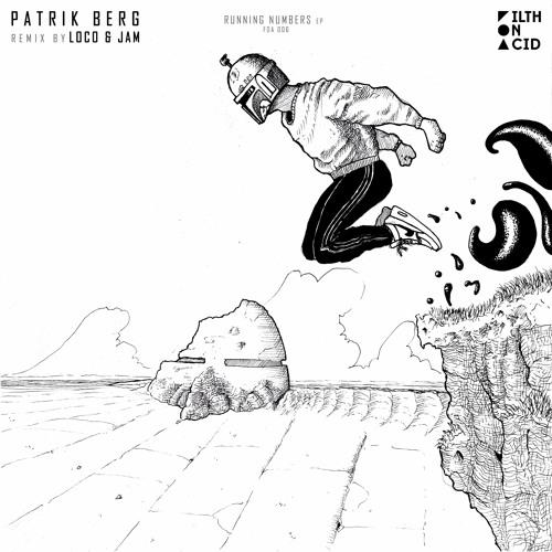 Patrik Berg - Running Numbers EP