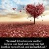 L'Amour Est Dieu Et Dieu Est Amour   Love Is God And God Is Love (Les Clés Du Royaume De Dieu)