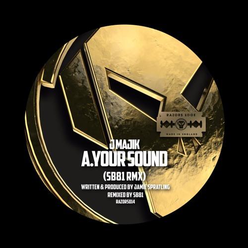 J Majik - Your Sound (SB81 Remix)