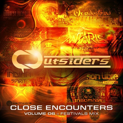 Close Encounters Vol 6. - Festival Edition